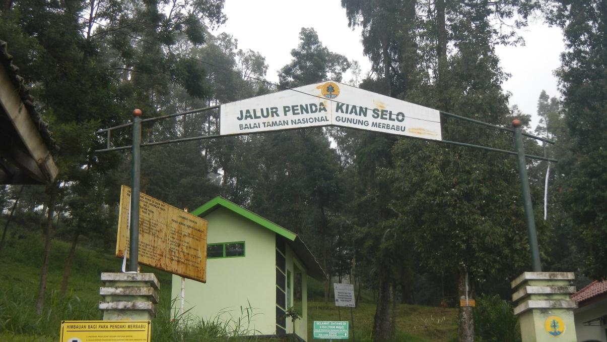 Merbabu Hiking Trails