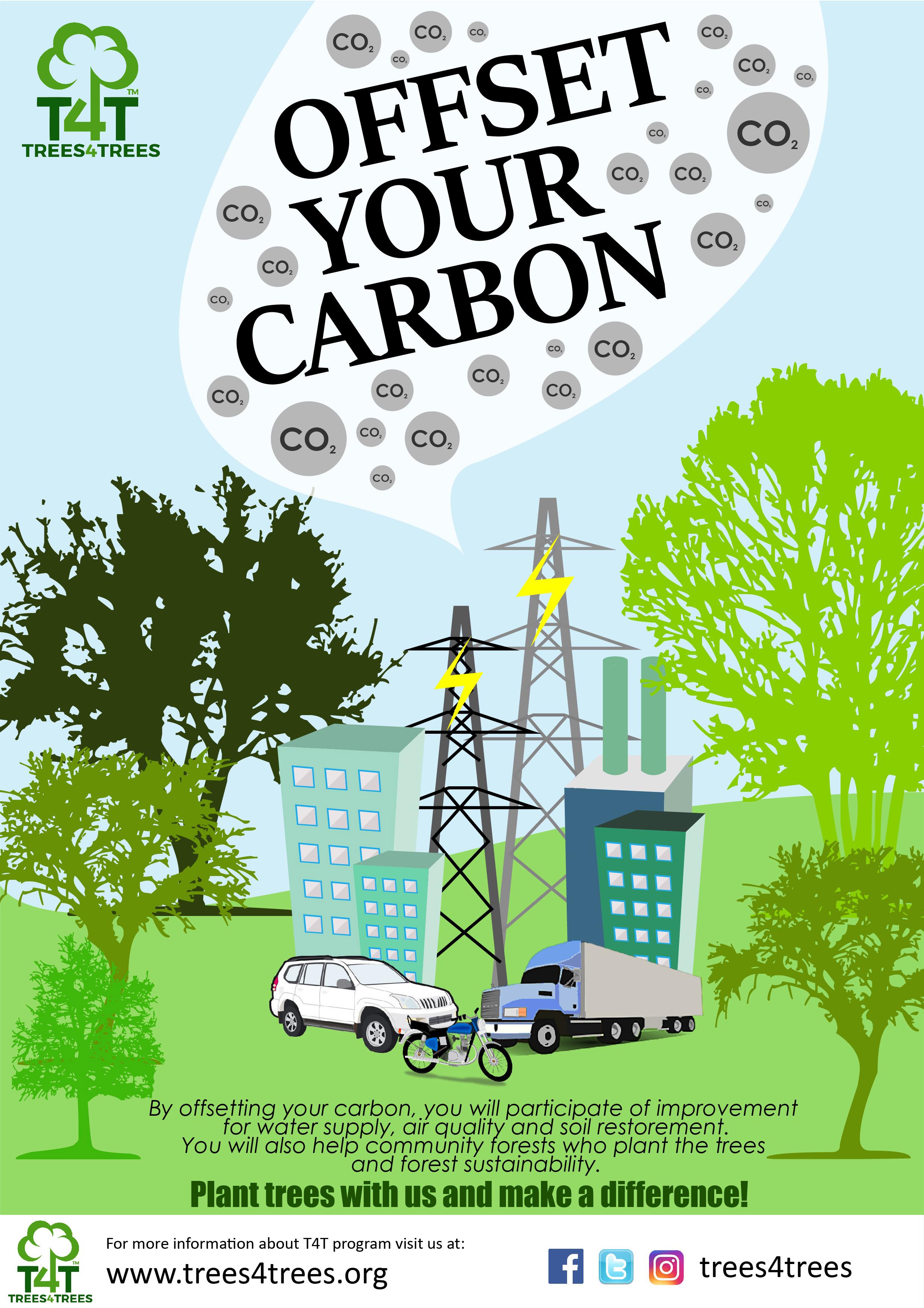 Offset Your Carbon