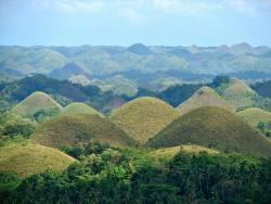 Chocolate Hills, Phillipines