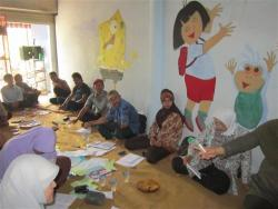 Focus Group Discussion conducted by FORDA, Trees4Trees and representatives of the community