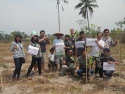Khiri Travel Planting Trees