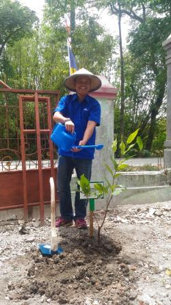 Trees Planting of 500 Jambu Deli Madu