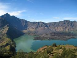 Rinjani, Indonesia