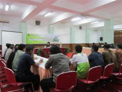 Trees4Trees presented agro forestry technical material